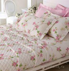 Постельное белье 1.5 спальное Mirabello Vine Flowers розовое