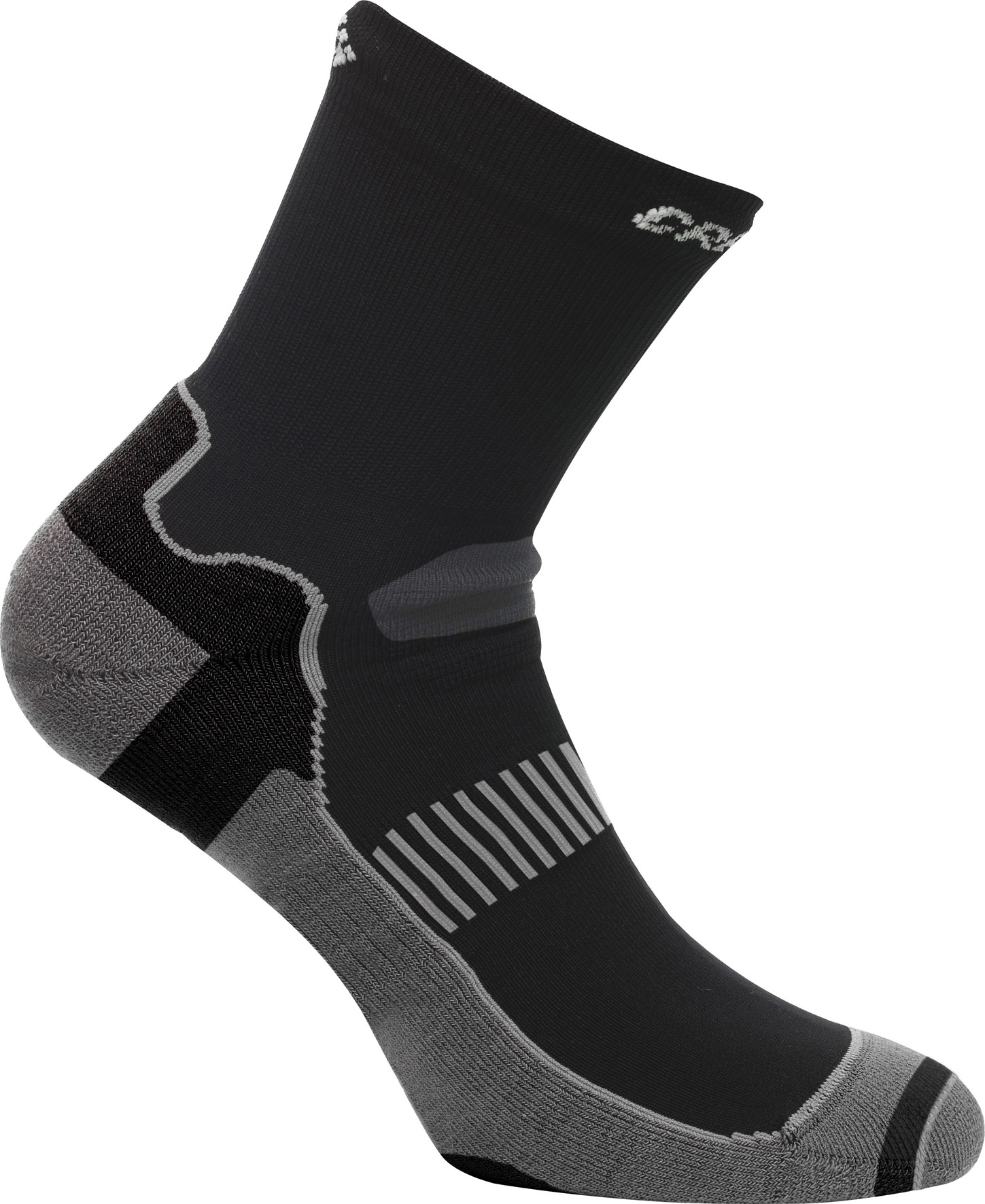 Носки Craft Basic 2-Pack Warm 2 Пары черные (1900747-2900)