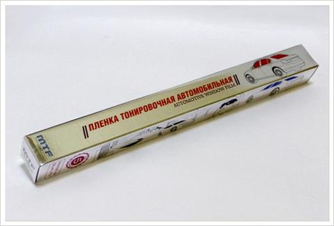 Тонировочная автомобильная пленка MTF Premium (charcoal, 5%, 0.75x3 м)