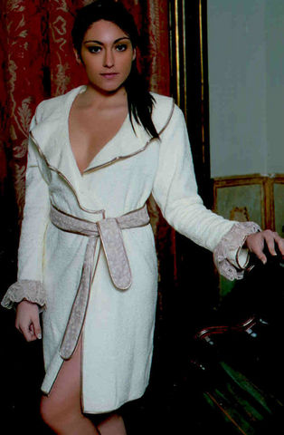 Элитный халат махровый Hollie от Timas