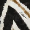 Постельное белье семейное Roberto Cavalli Zebrato 001 nero-beige