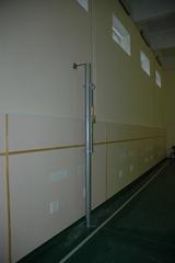 Стойки волейбольные пристенные (комплект)
