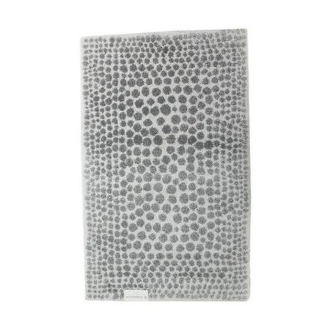 Элитный коврик для ванной Dolce 900 серебро от Abyss & Habidecor