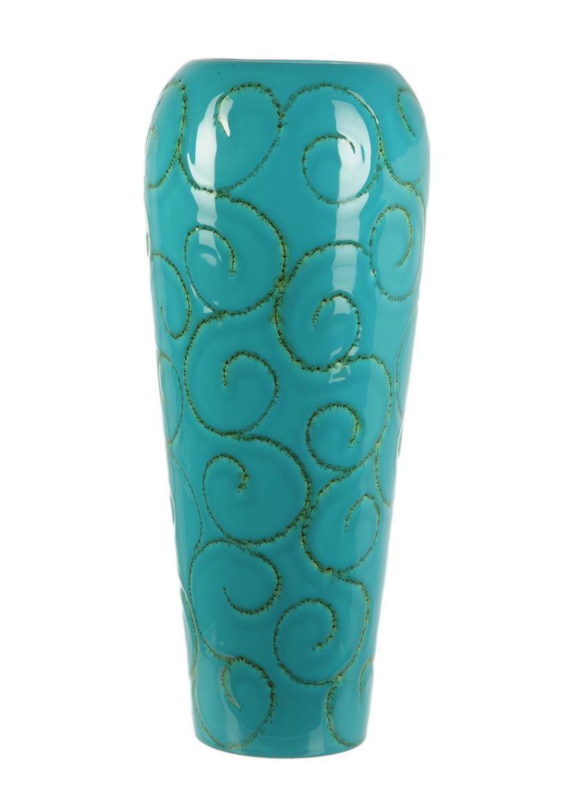 Вазы напольные Элитная ваза декоративная напольная Marrocos голубая от Sporvil elitnaya-vaza-dekorativnaya-napolnaya-marrocos-golubaya-ot-sporvil-portugaliya.jpg
