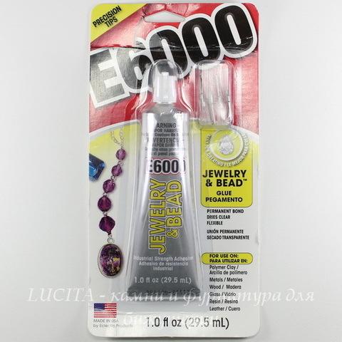 Клей E6000 c аппликатором (29,5 мл) ()