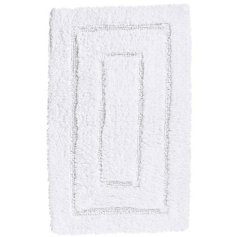 Элитный коврик для ванной Kassadesign Smoke White от Kassatex