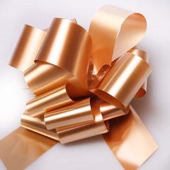 Бант 50 мм  6803/10 золото