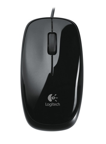 LOGITECH M115 USB Mini black [18013]
