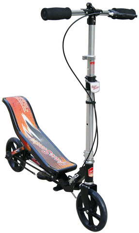 Самокат. Space Scooter