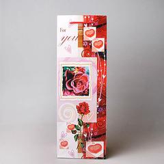 Пакет под бутылку For you 441769