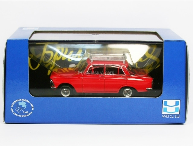 Moskvich-408 1968 film Diamond Arm VVM 014 1:43