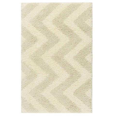 Элитный коврик для ванной Linen Chevron Linen от Kassatex