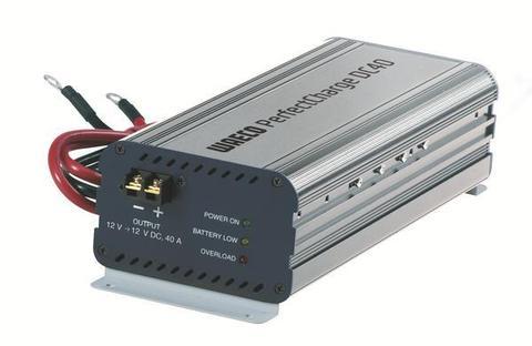 Зарядный конвертор и з/у для батарей WAECO PerfectCharge DC-40