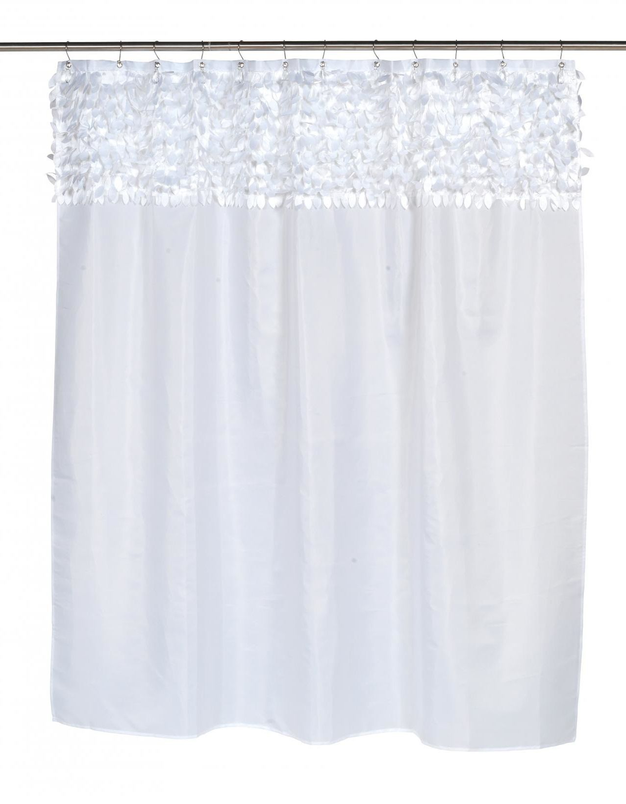 Шторки Шторка для ванной 178x183 Carnation Home Fashions Jasmine White elitnaya-shtorka-dlya-vannoy-jasmine-white-ot-carnation-home-fashions-ssha-kitay.jpg