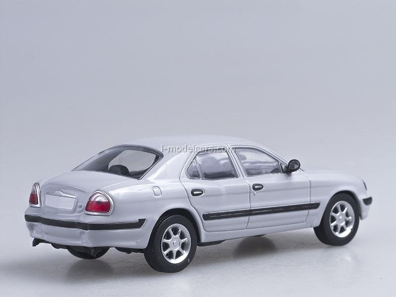 GAZ-3111 Volga gray 1:43 AutoHistory