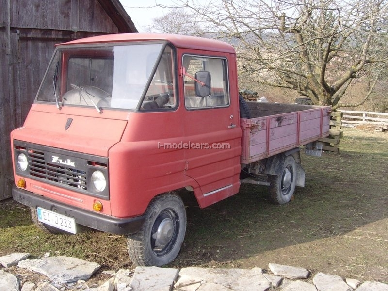 Zuk A-11B 1:43 DeAgostini Auto Legends USSR #163