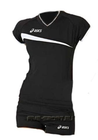 Asics Set Play Off (W) форма волейбольная женская black