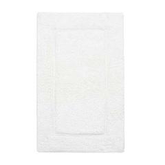 Коврик для ванной 53x86 Kassatex Elegance White