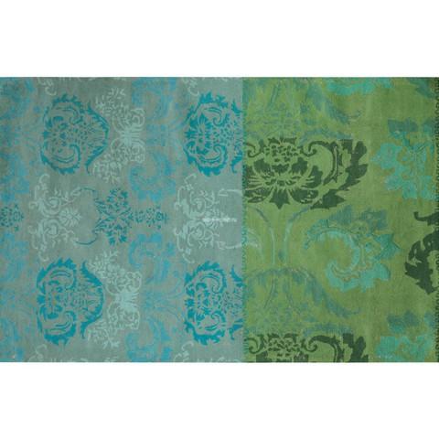 Ковер Designers Guild Rugs Kashgar Jade DHRDG0080, интернет магазин Волео