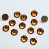 2058 Стразы Сваровски холодной фиксации Topaz ss30 (6,32-6,5 мм)