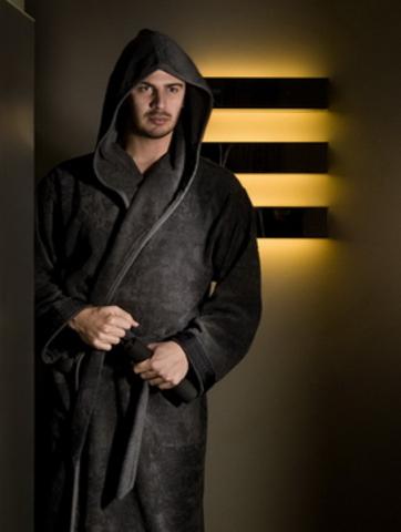 Элитный халат махровый Fitness от Cesare Paciotti