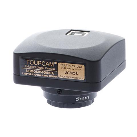 Видеоокуляр ToupCam 5.1 MP