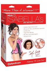 Реалистичная кукла Mia Isabella