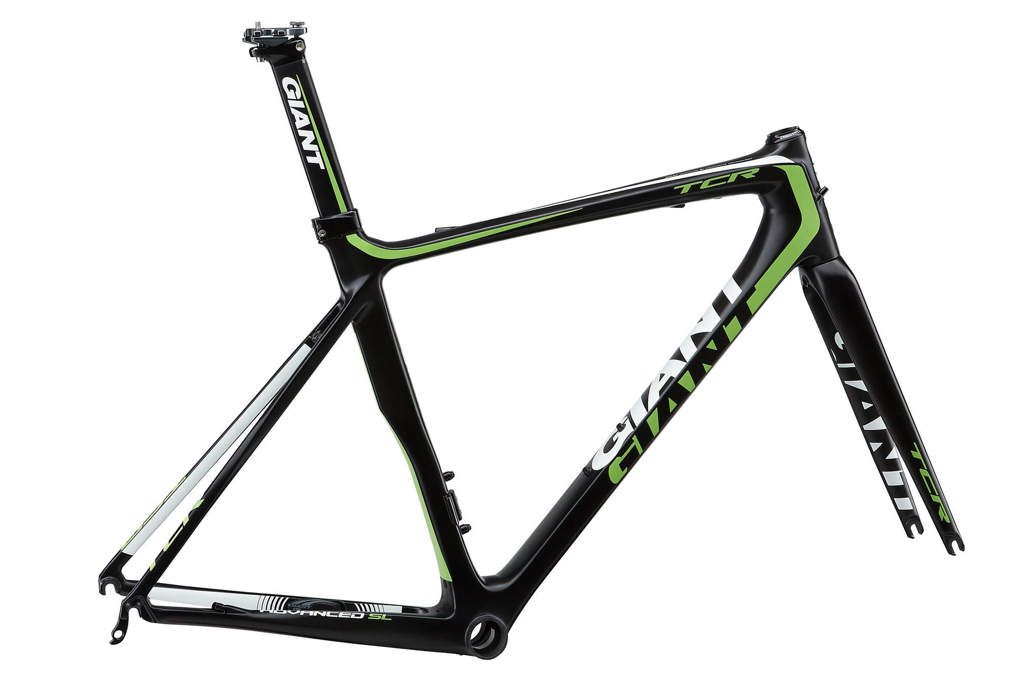 Рама Giant TCR Advanced SL FR (2013)