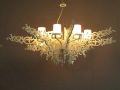 люстра Moooi MANSION lamp ( white )