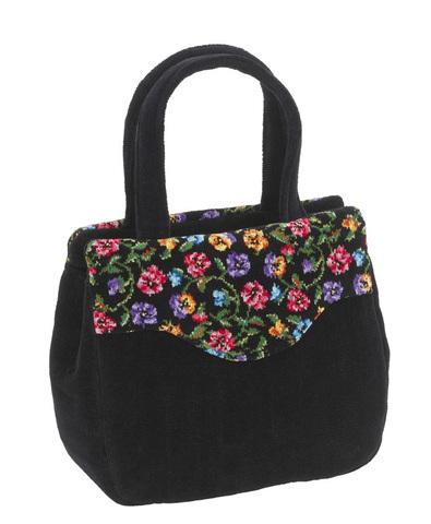 Элитная сумка шенилловая Fatima petit TA2 от Feiler