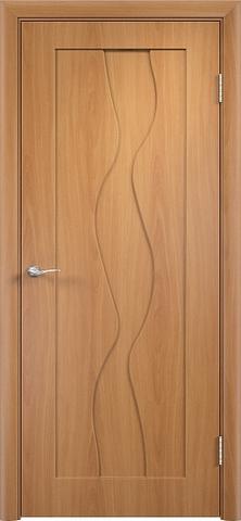 Дверь Верда Вираж, цвет миланский орех, глухая