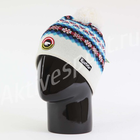 шапка Eisbar Jari Pompon 099