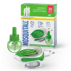 Комплект MOSQUITALL «Защита для взрослых. Для дома и дач