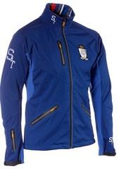 Лыжная куртка унисекс ST Pro Dressed blue