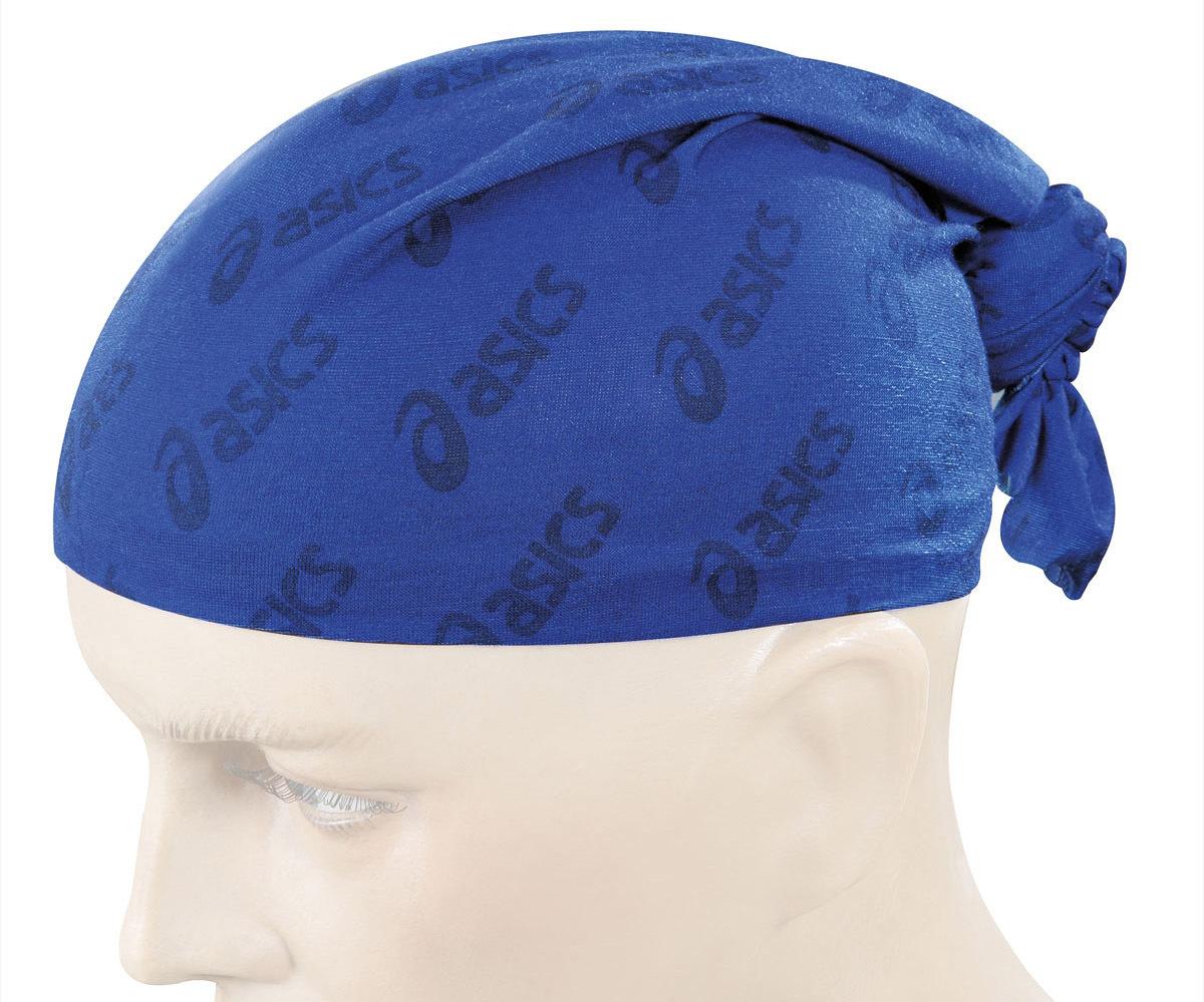 Повязка Asics синяя