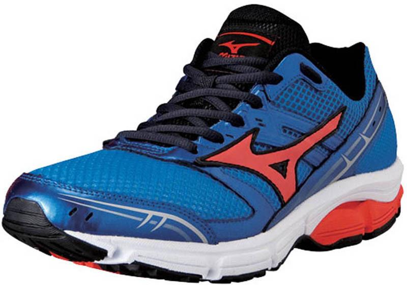 Mizuno Wave Impetus кроссовки для бега blue