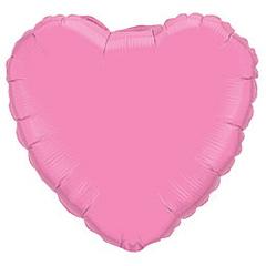F 32 Сердце Розовый