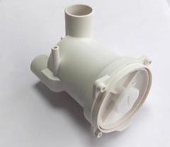 Корпус сливного насоса стиральных машин ARISTON/INDEZIT 50557
