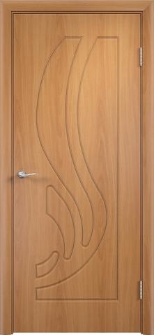 Дверь Верда Лиана, цвет миланский орех, глухая