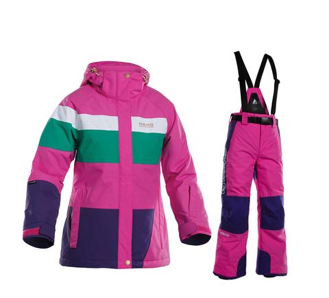Костюм 8848 Altitude Bella/Mowat детский Pink