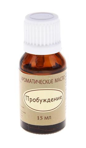 Аромамасло высокой концентрации Пробуждение Aromacology 15 мл