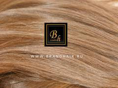 Волосы на заколках  цвет#14 темный песочный блонд