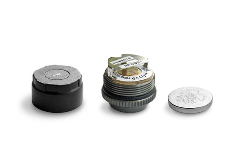 Датчики давления в шинах (TPMS) Carax CRX-1002 с 4-я датчиками
