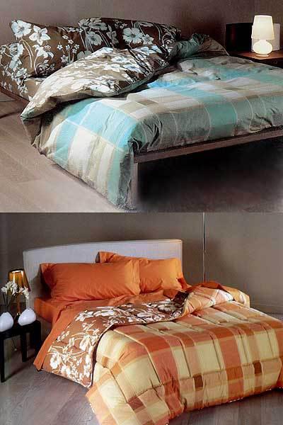 Постельное белье 2 спальное Caleffi Living