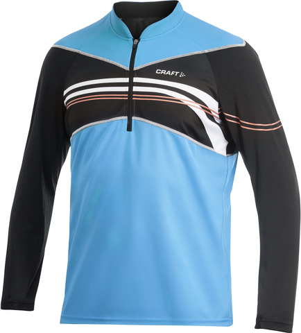 Велорубашка Craft Active Bike Long Sleeve Jersey