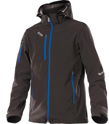 Лыжная куртка 8848 Altitude Asteroid Softshell Jacket Blue