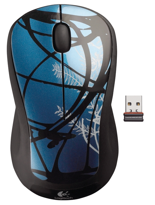 LOGITECH M310 USB Dark Vine