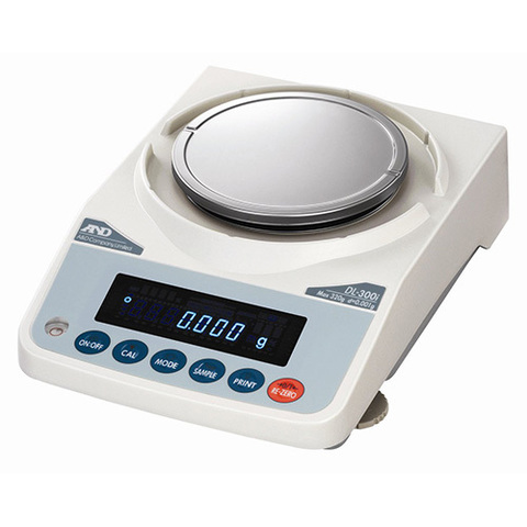 Весы лабораторные A&D DL-300