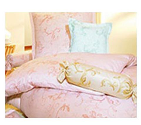 Элитный пододеяльник Sienna розовый от Elegante