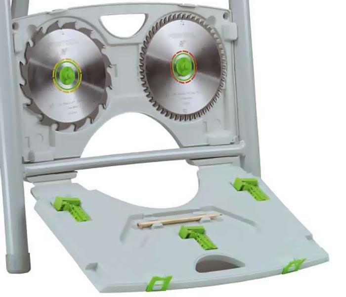 Бокс для пильных дисков CS 50 SGA Festool 492228
